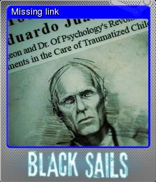 Black Sails - The Ghost Ship Foil 5