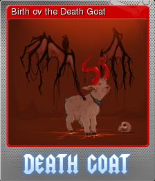 Death Goat Foil 5