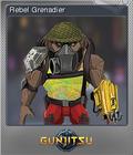 Gunjitsu Foil 6