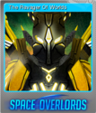 Space Overlords Foil 3