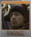 Europa Universalis III Foil 1