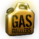 Gas Guzzlers Extreme Badge 5