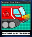 Machine Gun Train Run Card 5