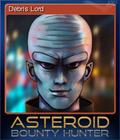 Asteroid Bounty Hunter Card 1