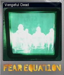 Fear Equation Foil 03