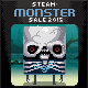 Monster Summer Sale Badge 0150