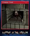 Horror in the Asylum Card 2
