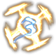 Dark Fall Lost Souls Badge 5