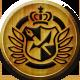 Danganronpa Trigger Happy Havoc Badge 1