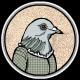 Rusty Lake Hotel Badge 5