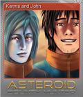 Asteroid Bounty Hunter Foil 4