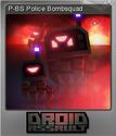 Droid Assault Foil 1