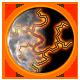 Lunar Flight Badge Foil