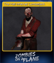 Zombies on a Plane Card 4