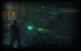 System Shock 2 Background Confrontation