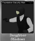 Daughter of Shadows An SCP Breach Event Foil 6