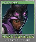 Hero Defense - Haunted Island Foil 7