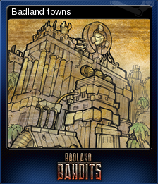 Badland Bandits Card 5