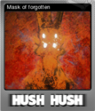 Hush Hush - Unlimited Survival Horror Foil 10