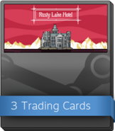 Rusty Lake Hotel Booster Pack