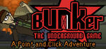 Bunker - The Underground Game Logo