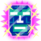 Guacamelee Badge Foil