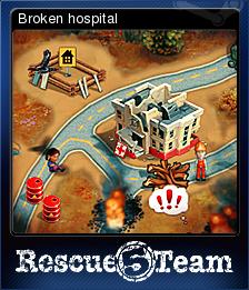 Rescue Team 5 Card 2