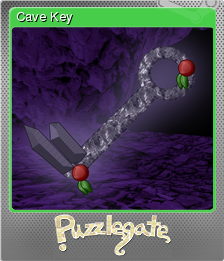 Escape from Puzzlegate Foil 04