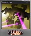Titan Attacks! Foil 4