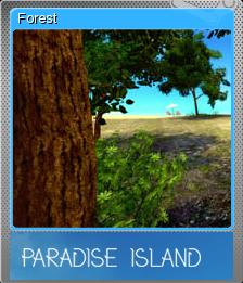 Paradise Island - VR MMO Foil 03