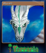 Terraria Card Wyvern