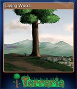 Terraria Card Living Wood