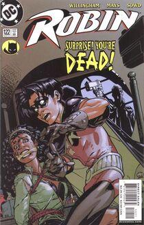 Robin 122 cover
