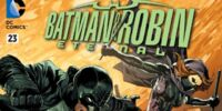 BATMAN AND ROBIN ETERNAL 23