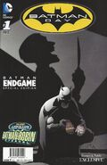 Batman Endgame Special Edition 1B&N Cover