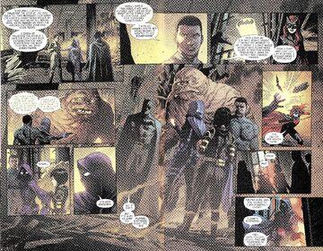 Detective comics 947 page 14 15