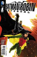 Batman and Robin Eternal 1C Cover