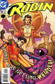 Robin 102 cover
