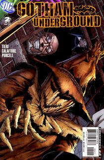 Gotham underground (25c)