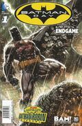 Batman Endgame Special Edition 1BAM Cover