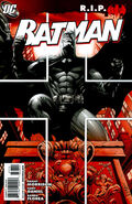 Batman 677C Cover