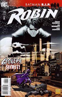Robin 176 Cover