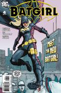 Batgirl comic cover