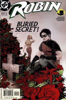 Robin 111 cover