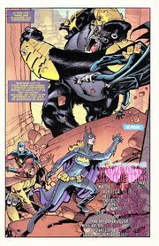 Convergence batgirl 2 page 1