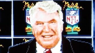 Animatronic John Madden (Day 1793 - 10 22 14)