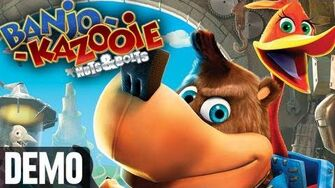 Banjo-Kazooie Nuts & Bolts - Demo Fridays