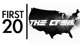 The Crew - First20