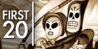 Grim Fandango Remastered - First20