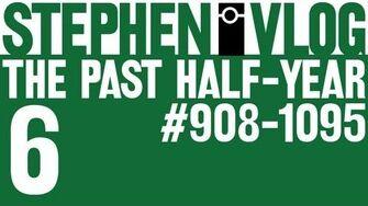 The Past Half-Year 6-0